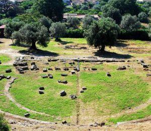 Ciclo di conversazioni, Teatro Greco di Locri